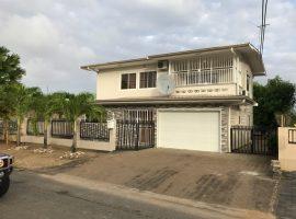 Te huur woning gelegen aan de Monzonietstraat te Paramaribo Noord