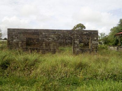 woning in aanbouw pic. 2 (vooraanzicht) Manradjiaweg