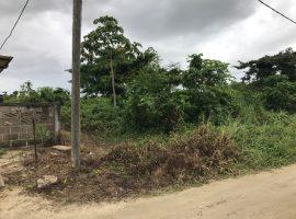 Te koop percel op het zusterproject in Paramaribo Noord